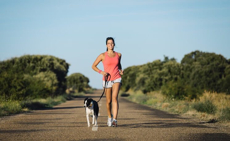 How to Start Running With Your Dog